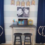 (More) Painted Stripes – The Boys' Room