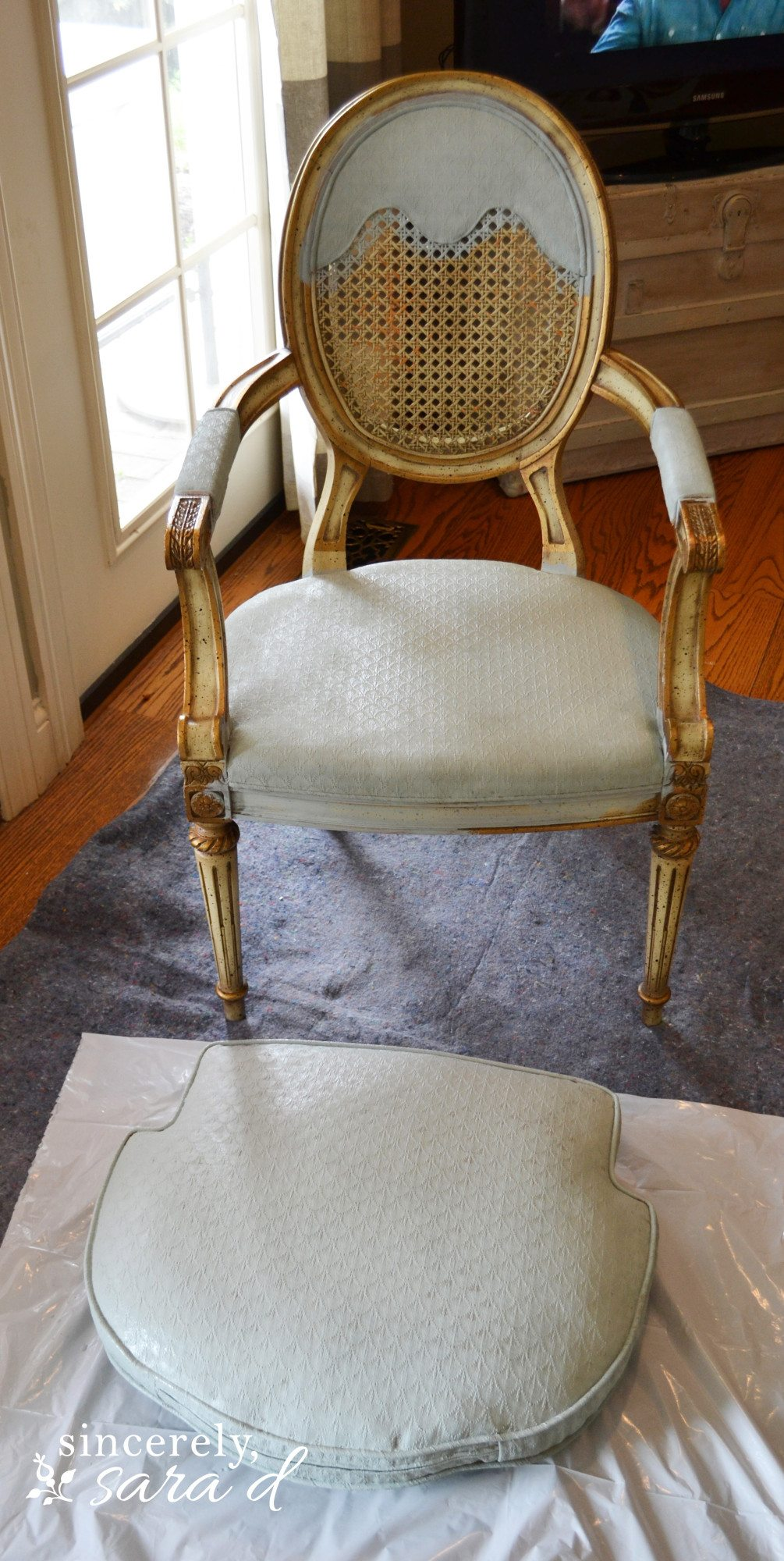 ChalkyPaintChair6