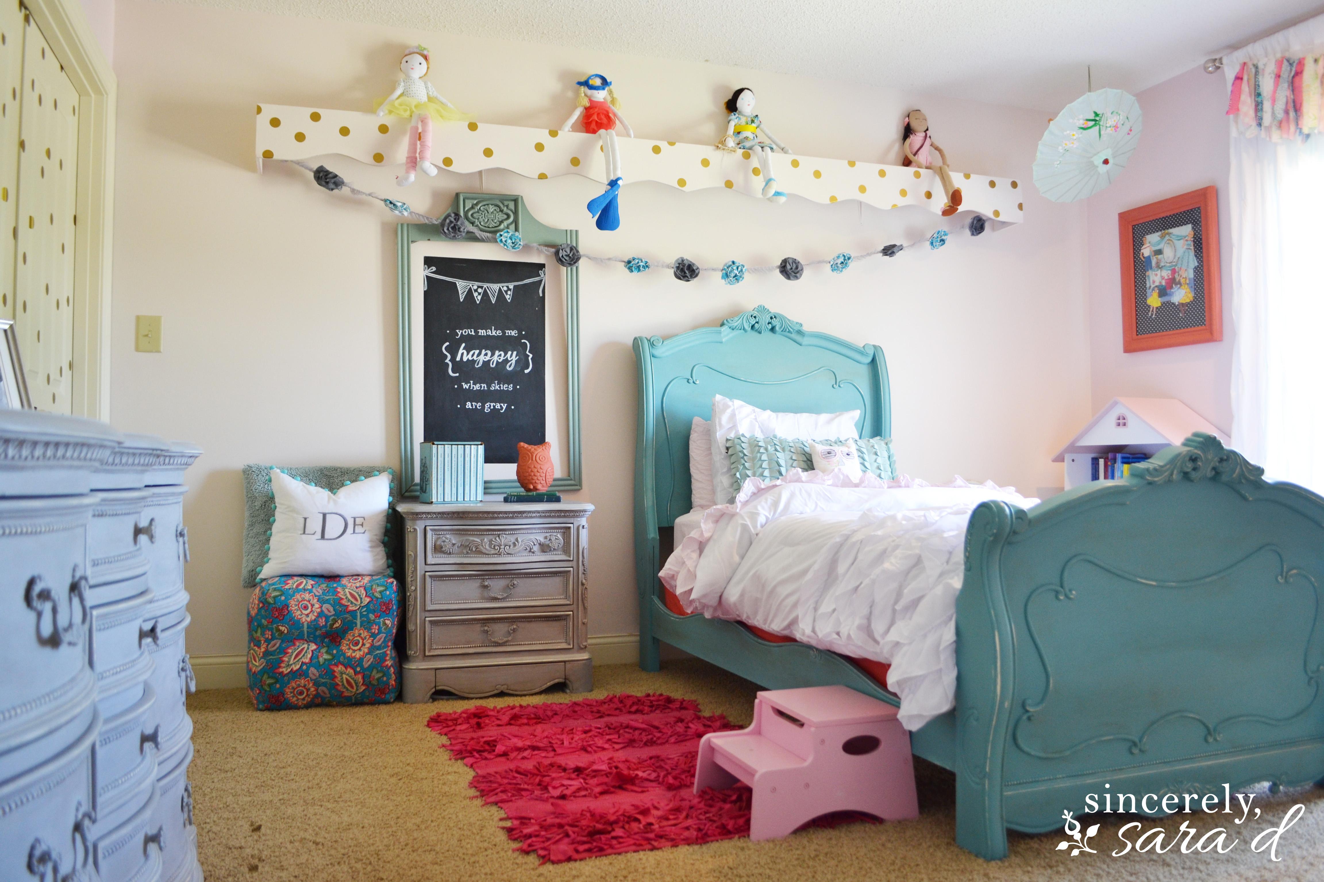 Lena's Room Reveal