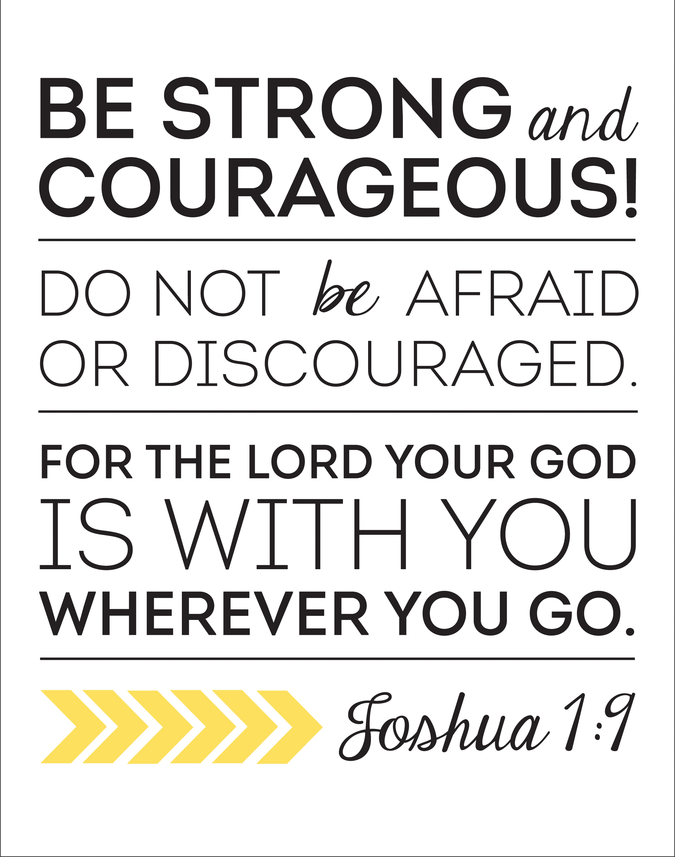 Pin Joshua 1 9 Wallpaper On Pinterest