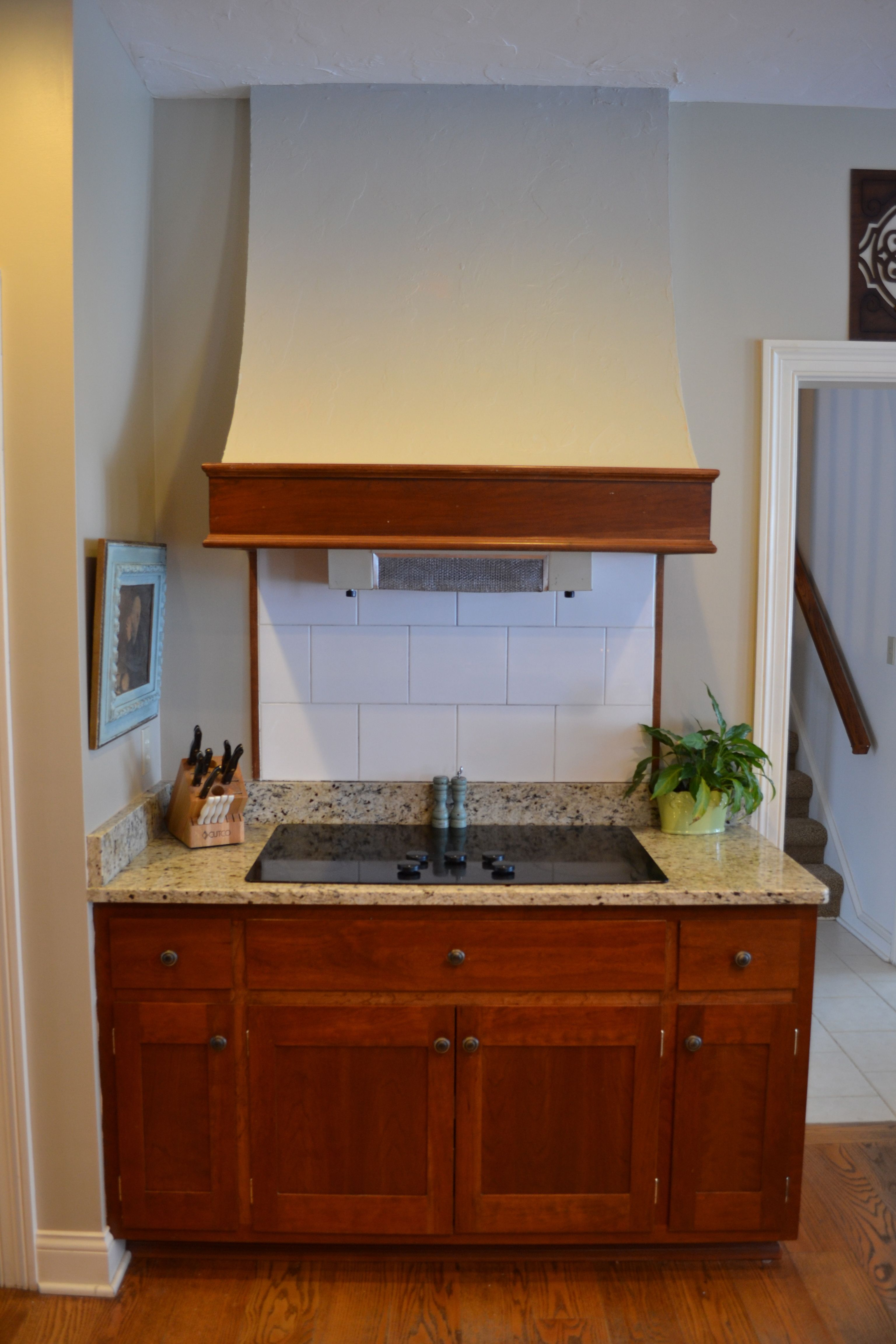 Kitchen Hood Kitchen Hood Update Sincerely Sara D