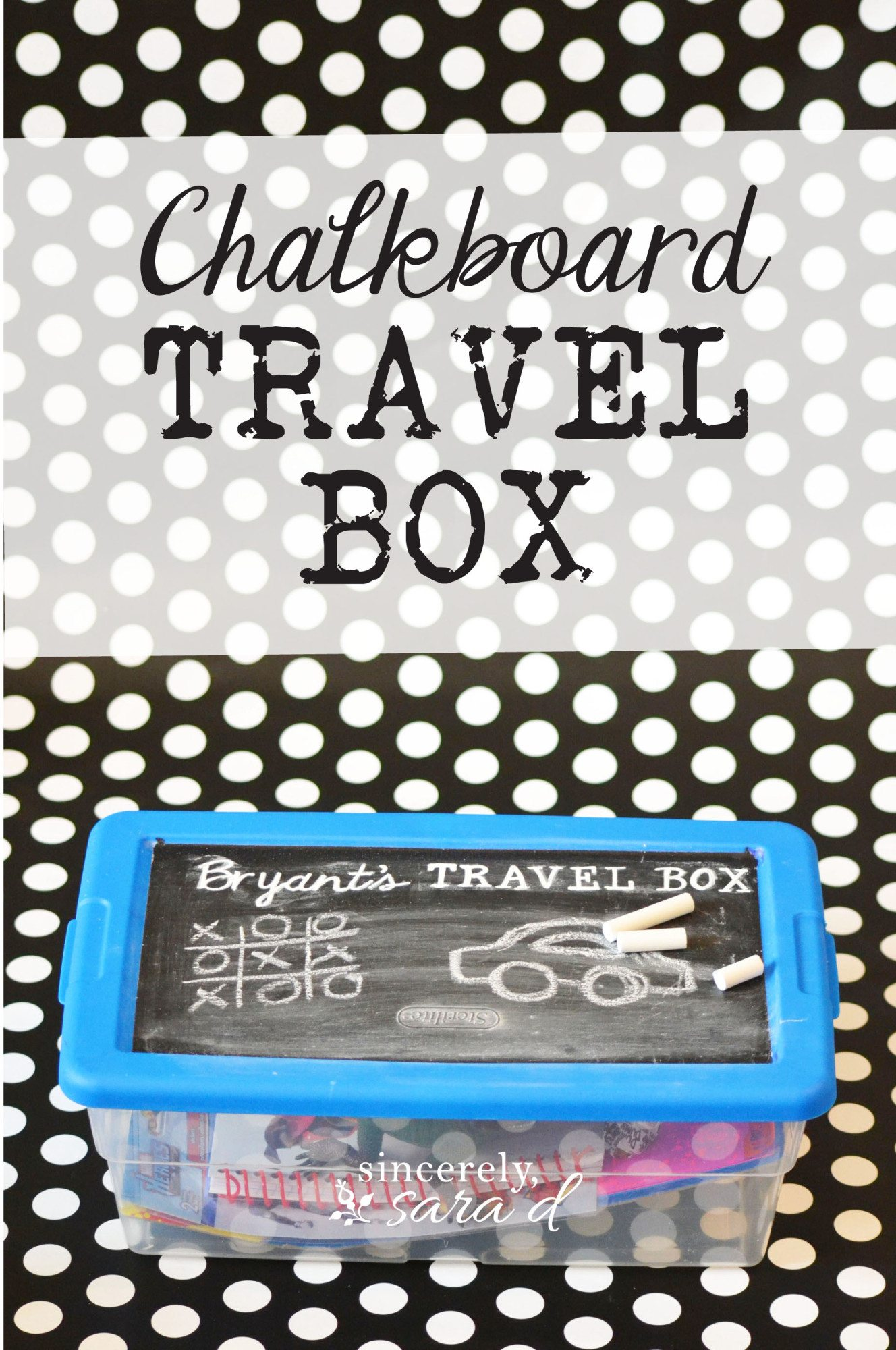 Travel Box Pin