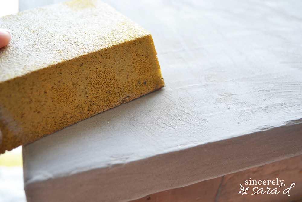 Concrete Table 13