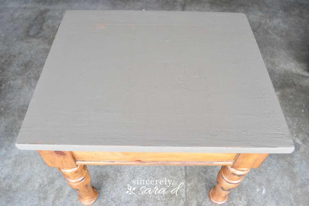Concrete Table 7