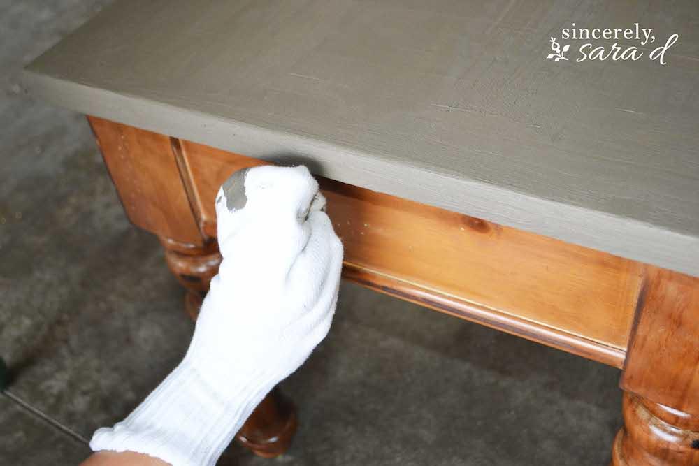 Concrete Table 8
