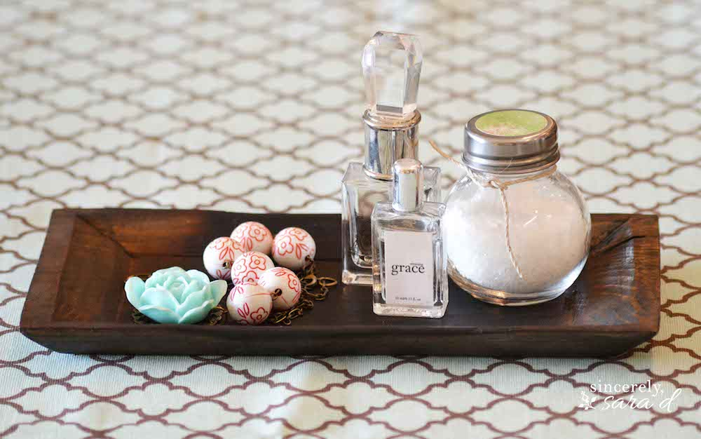 Styling a Tray & Noonday Collection $50 Gift Card Giveaway!