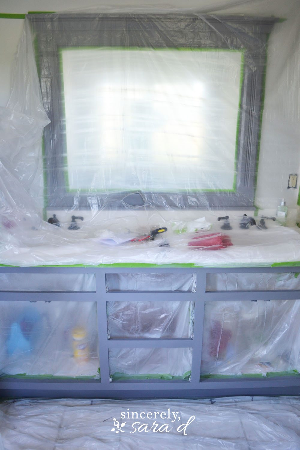 Painting Cabinets 9