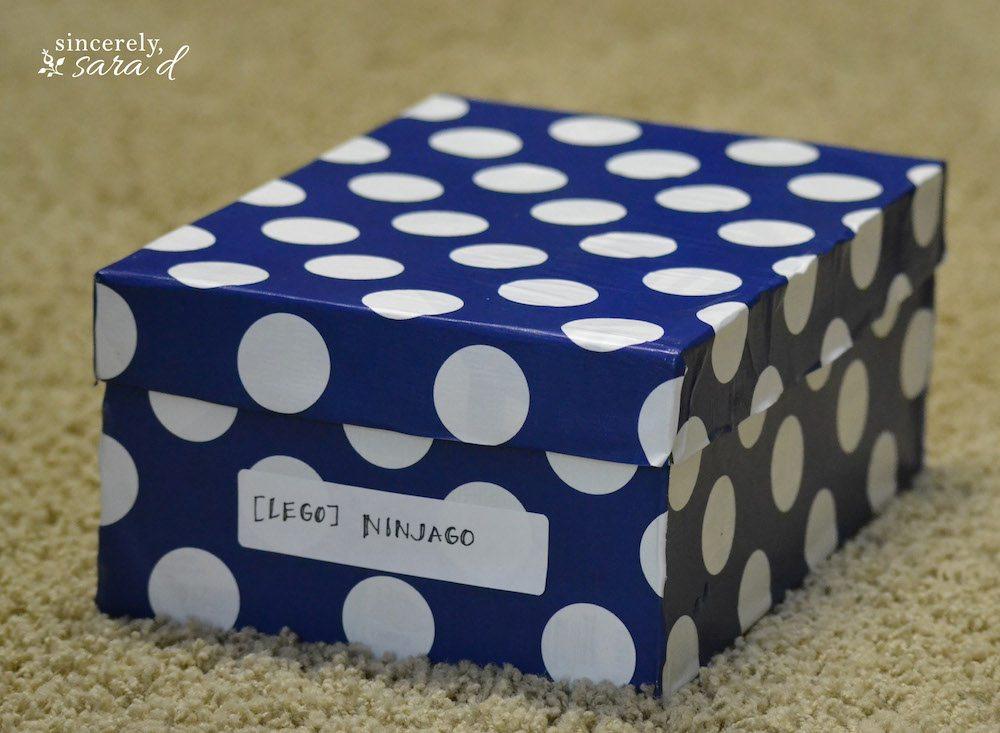 Storage Shoe Boxes 8