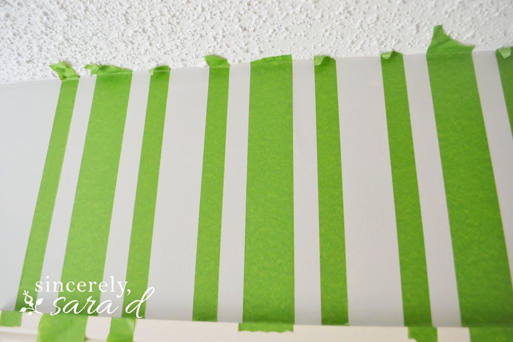 Wall Stripes 6