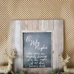 O Holy Night – Christmas Printable