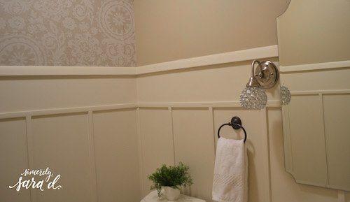 Bath Wall Paneling