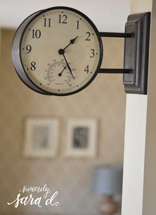 Family Room Clock