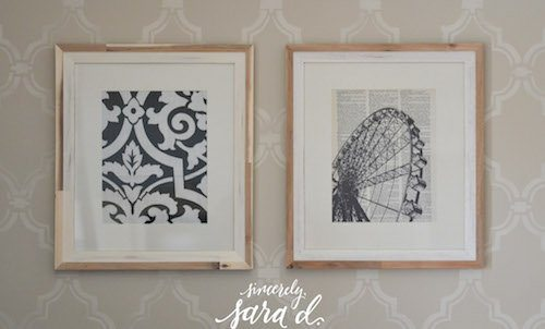 Living Room Frames