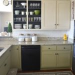 Kitchen Mini-Makeover: Subway Tile