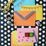 Fun and Inexpensive Ways to Decorate Envelopes