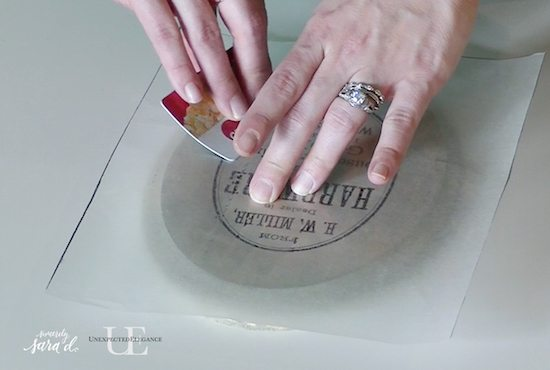 wax paper transfer How to do a graphic transfer using the wax paper method all you need is an inkjet printer, wax paper, printer paper & adhesive spray.