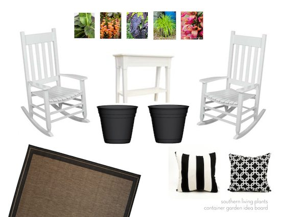 Southern Living Plants Container Garden