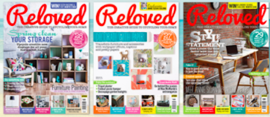 Reloved Magazines