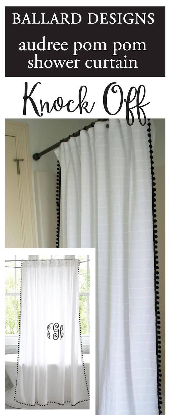 Ballard designs shower