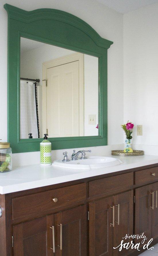 Behr Whisper White Bathroom Makeover Sincerely Sara D