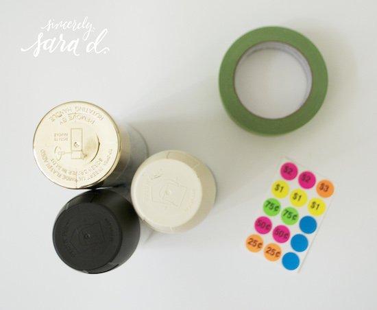 Polka Dot Supplies