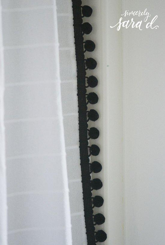 ballard designs shower curtain knock off amp hardware update amelie embroidered shower curtain gray ballard designs