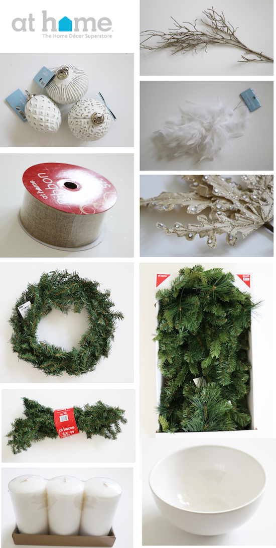 At Home Christmas Decor Ideas