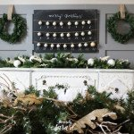 Dining Room Christmas Makeover