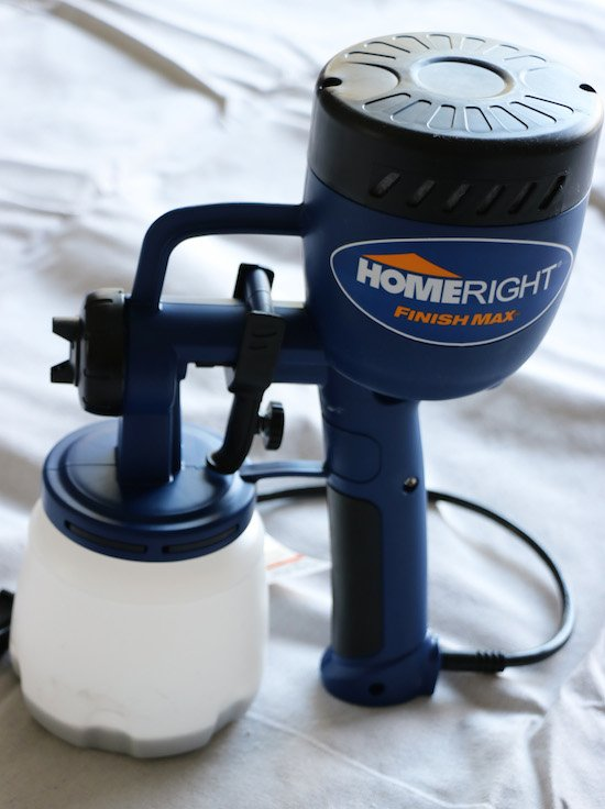 How to use the Home Right Paint Sprayer