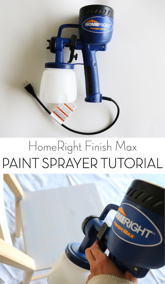 HomeRight Finish Max Paint Sprayer Tutorial