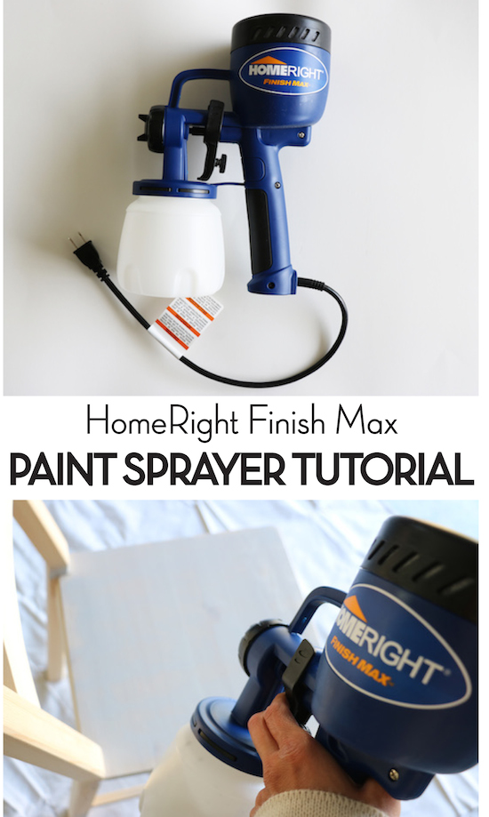 Paint Sprayer Tutorial