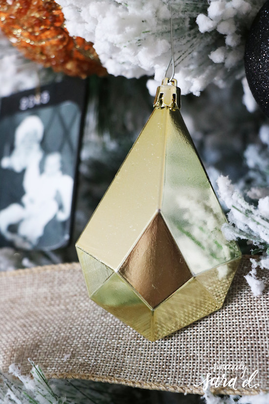 At Home Shatterproof ornaments