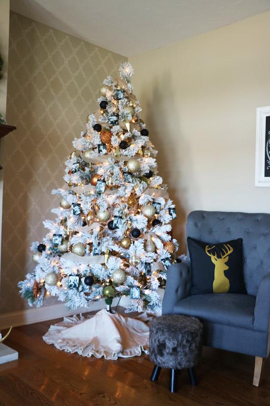 Christmas Tree - Lights On