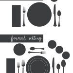 Entertaining Tips & Setting a Proper Table