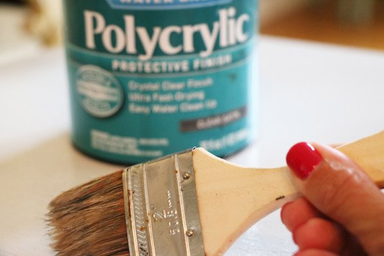 Painting Furniture with Oil-Based Paint