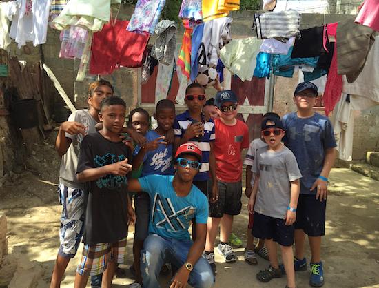 Dominican Kids