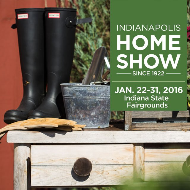 Let's Meet at the Indianapolis Home Show!