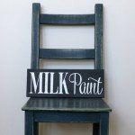 Painting Furniture with Milk Paint