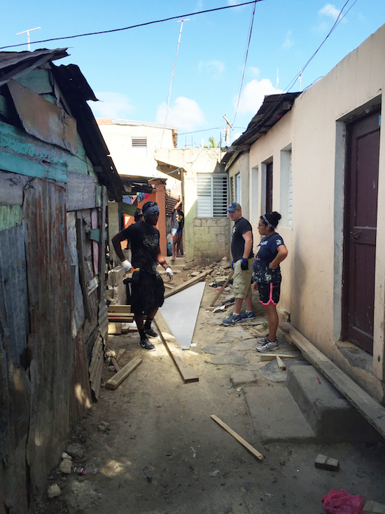 Working in Dominican