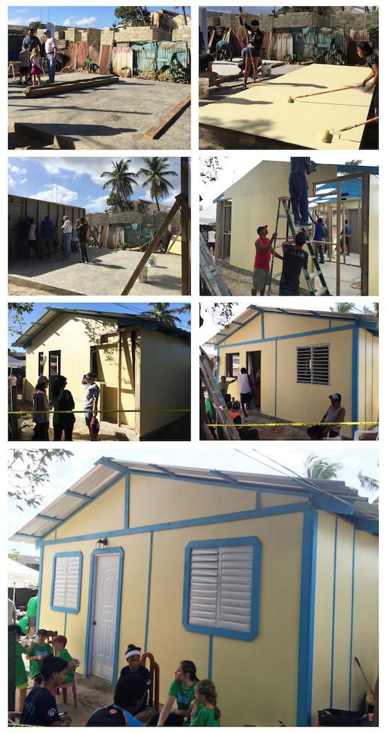 YYAM San Pedro House Build