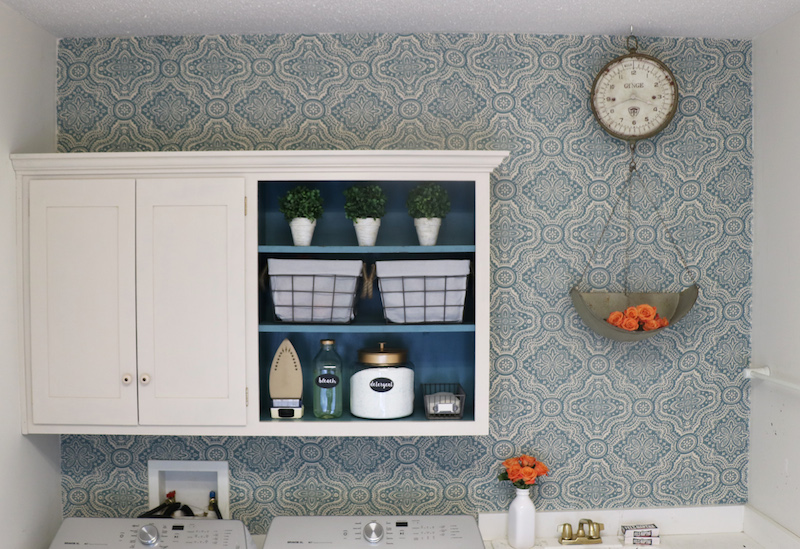 Laundry Room DIY Makeover