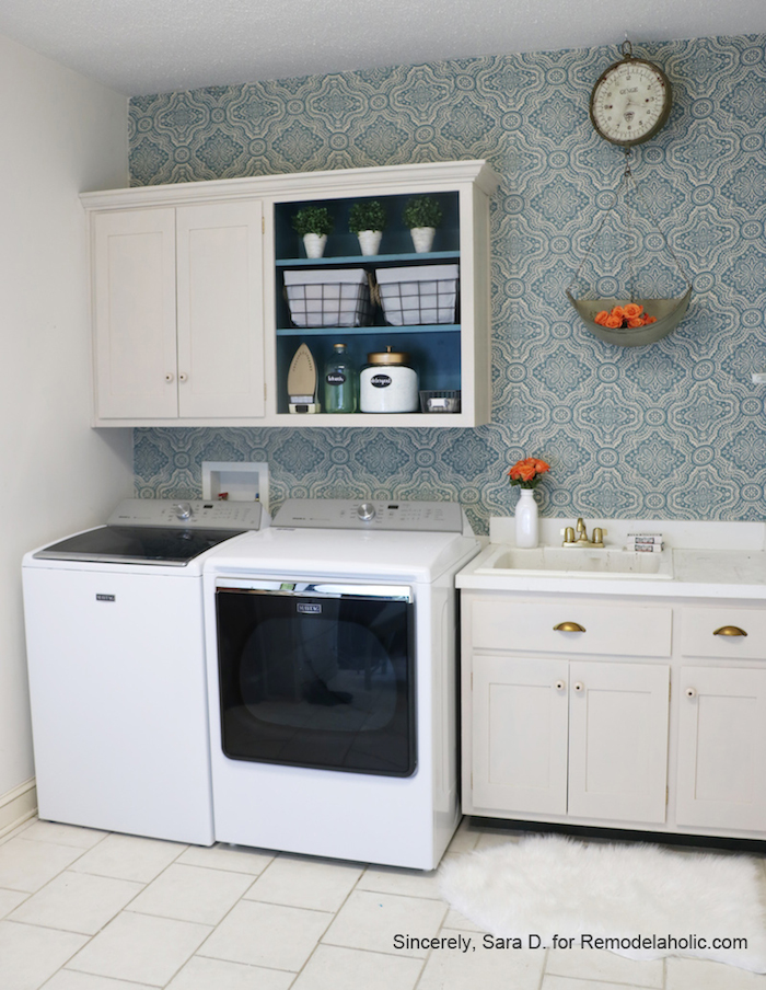 Laundry Room Reveal copy
