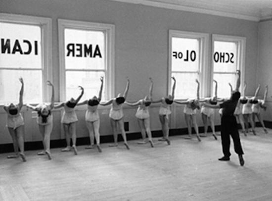 Photos.com Dancers at George Balanchin