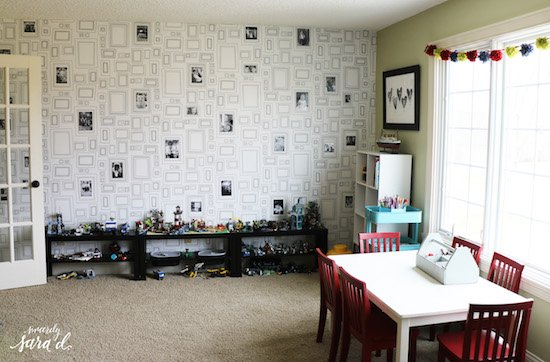 playroom decor ideas | sincerely, sara d.