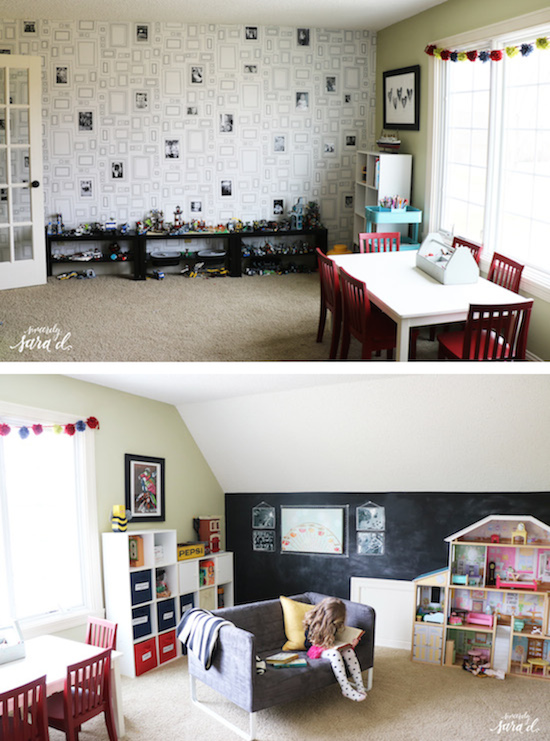 Playroom Decor Ideas*