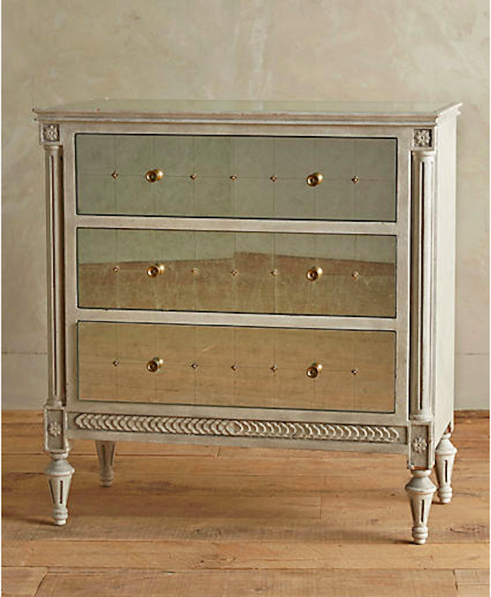 Anthropologie Mirelle Dresser