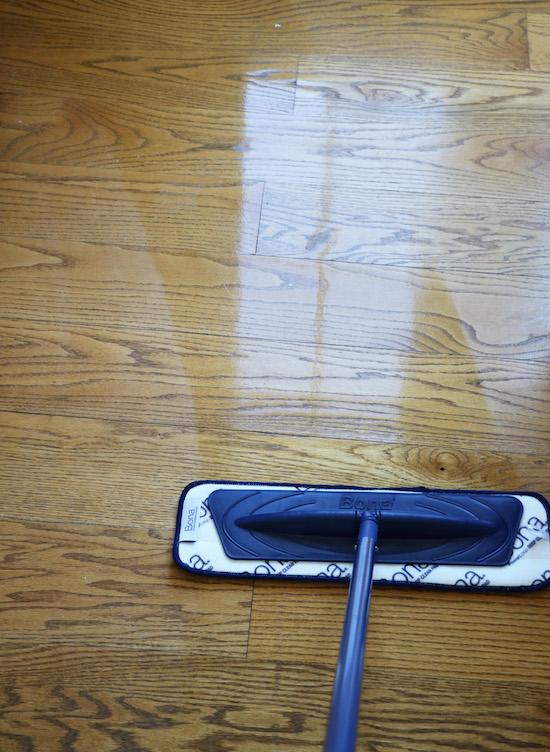 Bona Wood Floor Cleaner And A Diy Vintage Organizer