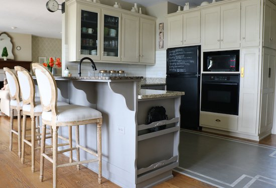Get your home ready for shorter days chalk paint for Amy howard paint kitchen cabinets
