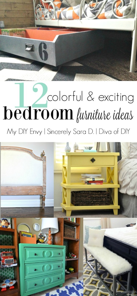 12 colorful and exciting bedroom furniture ideas bedroom furniture diy