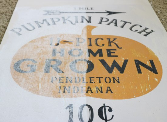How to make a DIY Fall Wooden Sign (1 of 1)